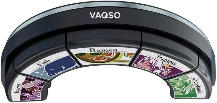 增强VR嗅觉体验 Vaqso推出气味墨盒解决方案