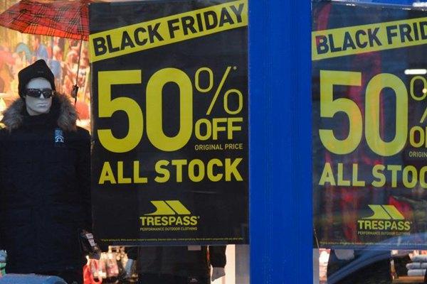 黑色星期五预热:圣诞节购物季商家大促销开始
