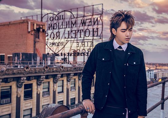 吴亦凡首张专辑主打曲《November Rain》MV上线