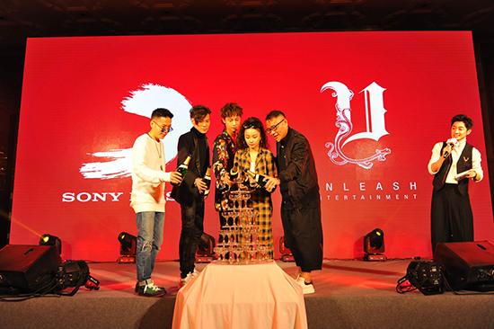 实力新星LiCong李聪和Veegee正式加盟索尼音乐