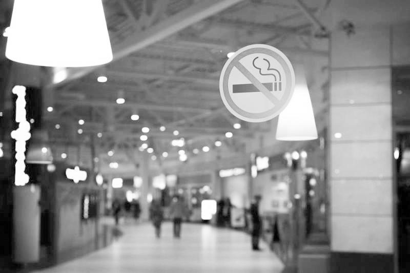 在达沃感受全城禁烟威力