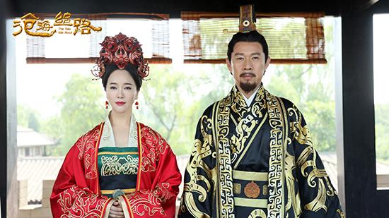 《沧海丝路》今晚开播 左小青出演云罗夫人
