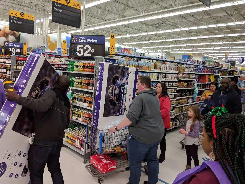 """海信电视提前引爆""""黑五""""购物节,国内家电品牌海外秀实力"""