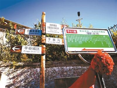 高明的体验:平谷公交如何入村跨省