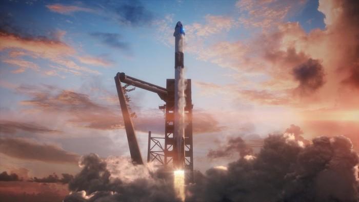 NASA确定SpaceX载人龙飞船明年展开首次飞行测试