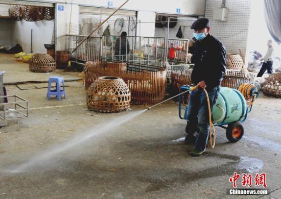 江苏江都区发生家禽H5N6禽流感