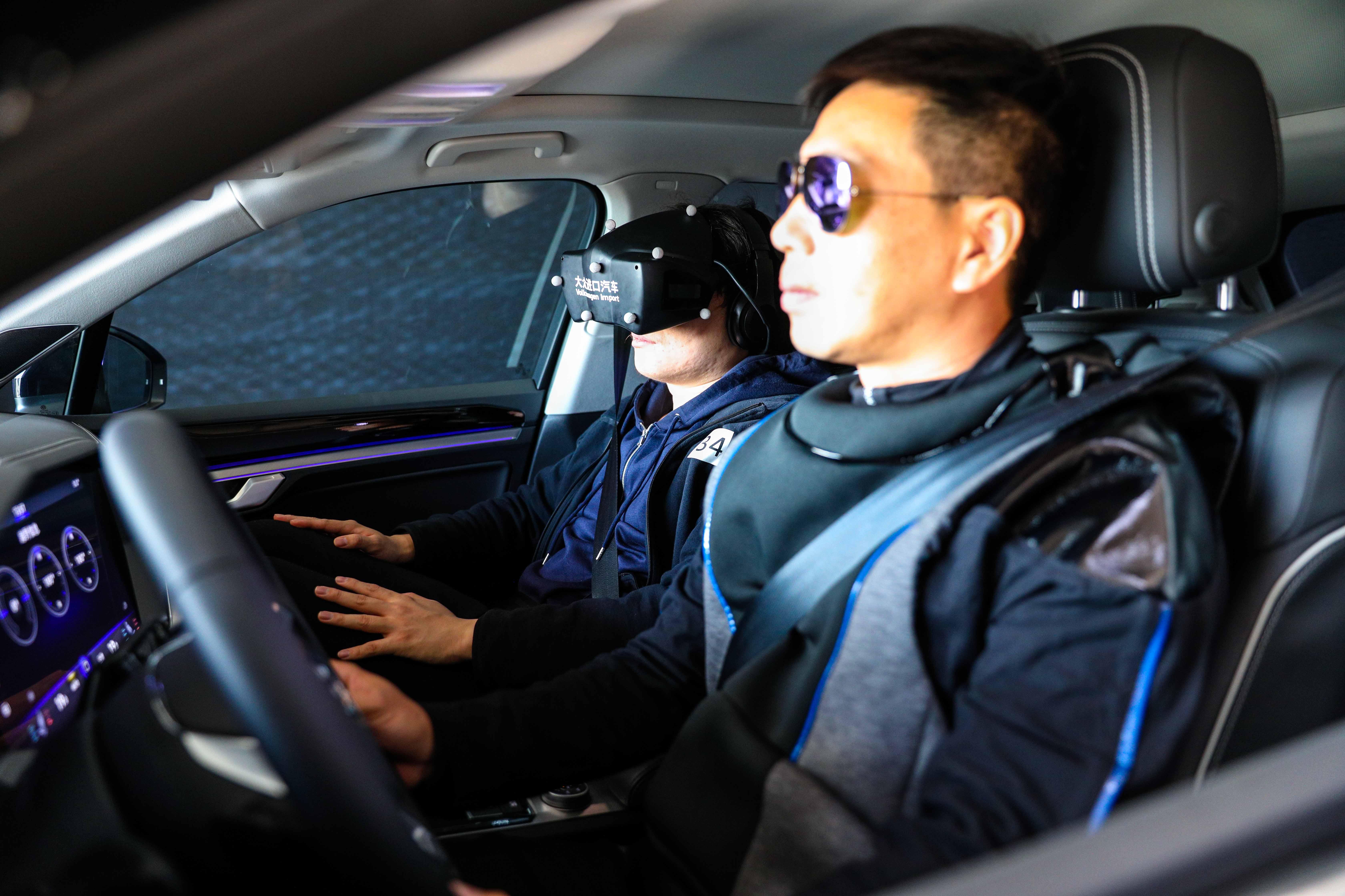 """""""汽车+VR""""跨界合作 大众进口汽车VR驾乘体验圆满落幕"""