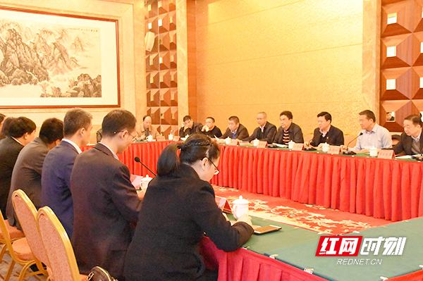 """中国华录集团来郴谈合作 欲在东江湖畔打造""""大数据湖"""""""