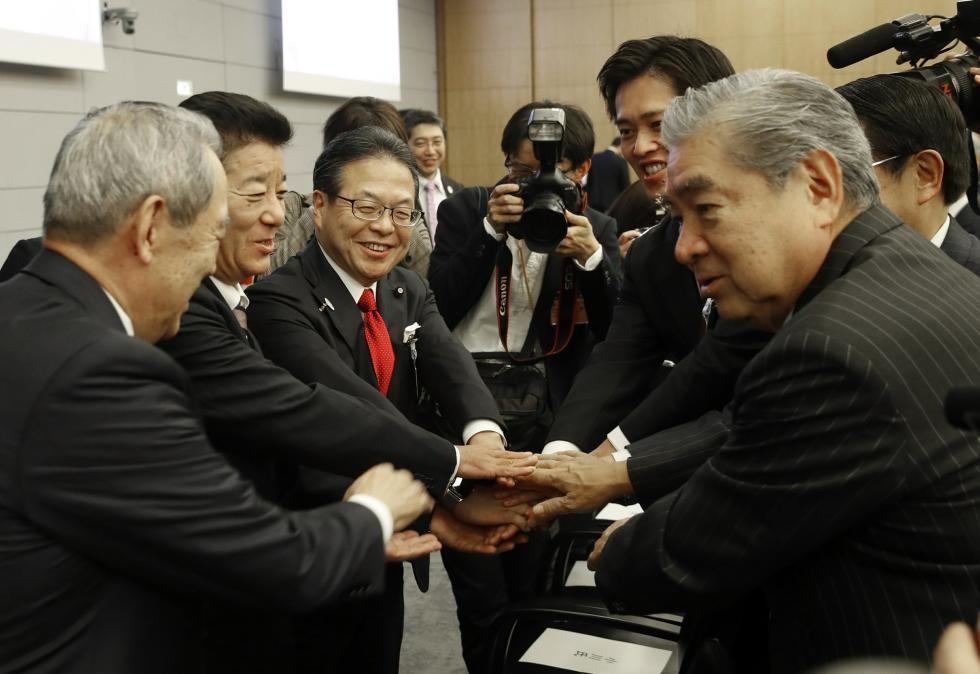 日本大阪获2025年世博会举办权 会址选在人工岛