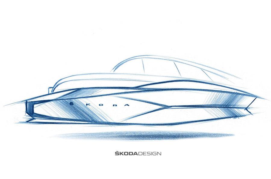 斯柯达酝酿全新设计语言 强调优雅、舒适与动感