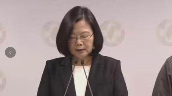 """梳理昨夜惨败对蔡英文打击:她会成台湾省""""最短命领导人""""吗?"""