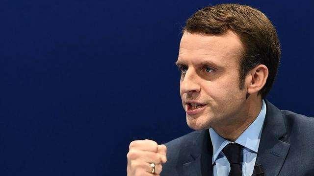 马克龙强硬回应巴黎骚乱事件:改革不可能因此退缩!