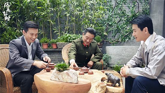 """《风再起时》陆毅袁泉联手应对""""知识产权案"""""""