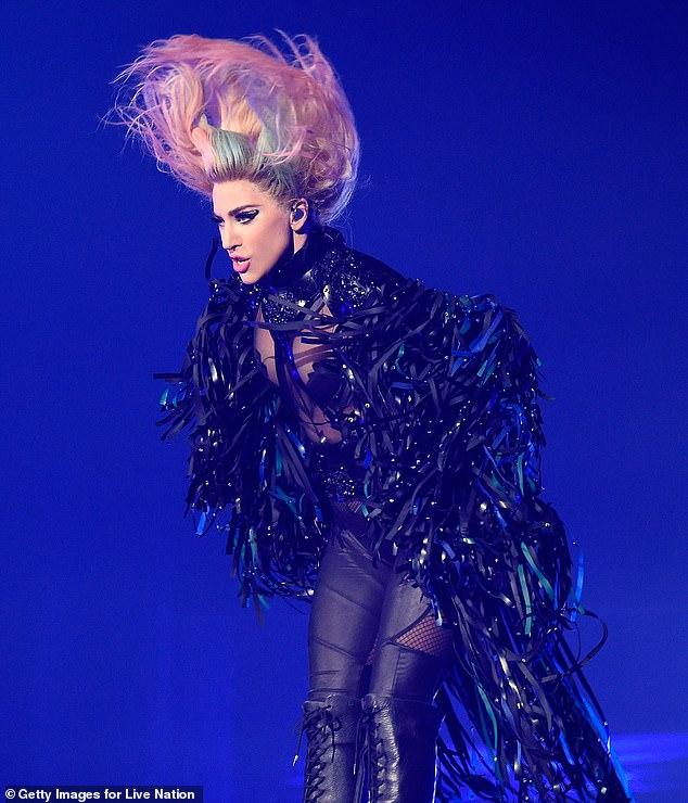 Lady Gaga自曝打游戏到凌晨四点
