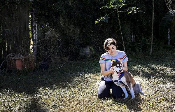 美夫妇爱犬在纽约走失 一年半后现身佛罗里达