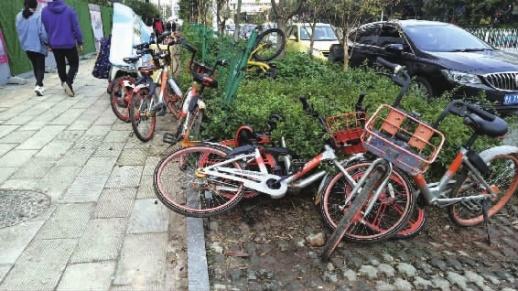 长沙共享单车发展经历乱象后期盼破局