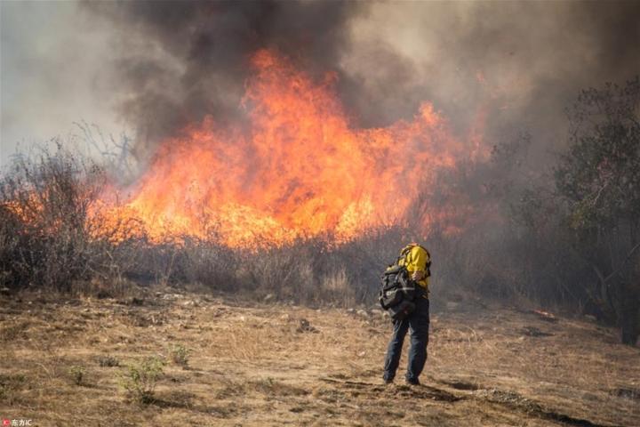 加州山火刷新应急管理认知