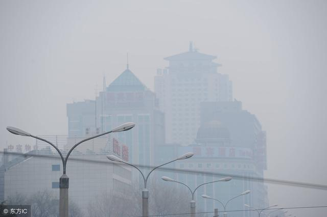 沙尘加码!北京空气污染可能比预报的更重!