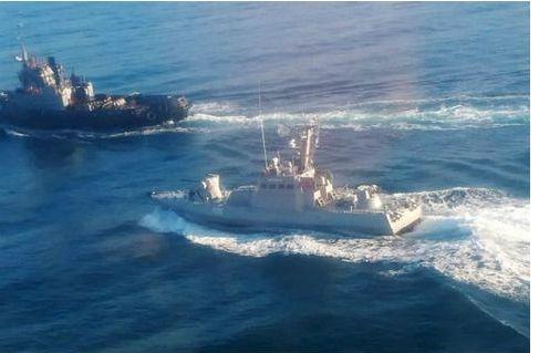 突发!俄军向乌克兰军舰开火