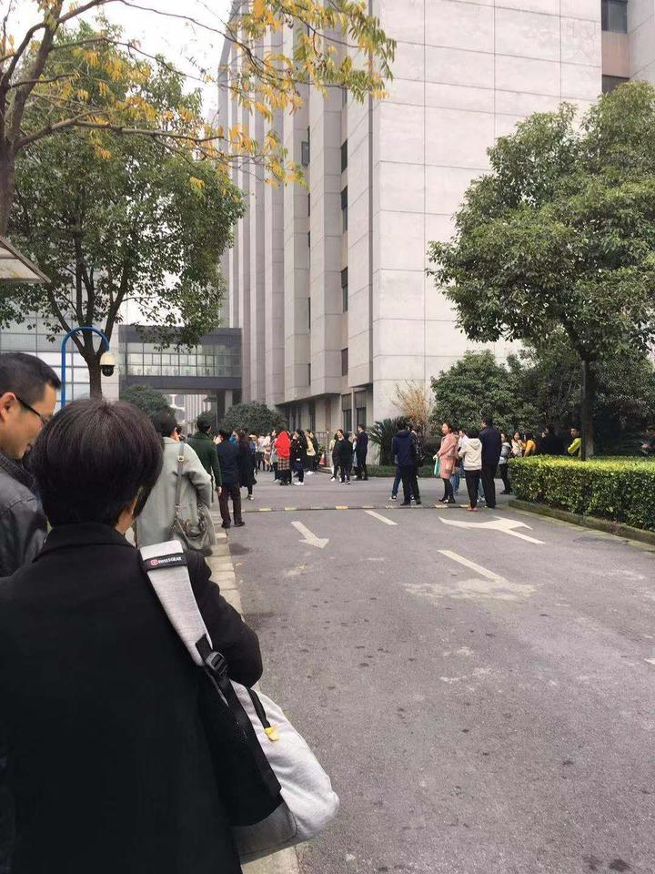 台湾海峡6.2级地震 杭州网友:有震感,单位紧急撤离