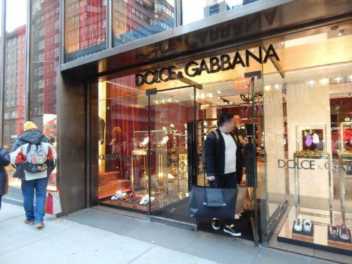 美媒:认为歉意不足 纽约华人少光顾D&G门店
