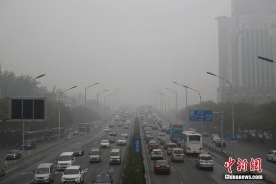 """五级重度污染""""袭""""京 北京严查各类污染源"""