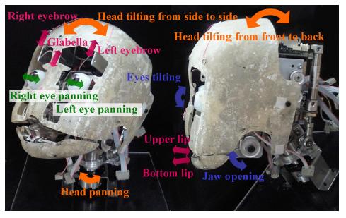 日本研发出儿童仿真头部机器人 可展示多种情绪