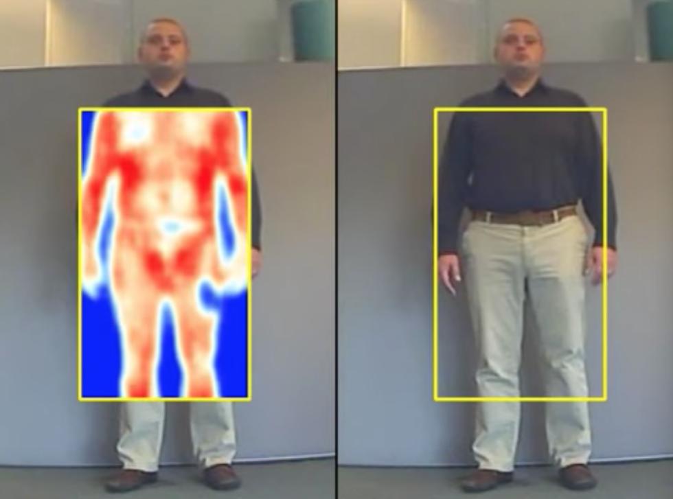 """应用生物扫描技术 """"刷脸""""登机正取代传统安检"""