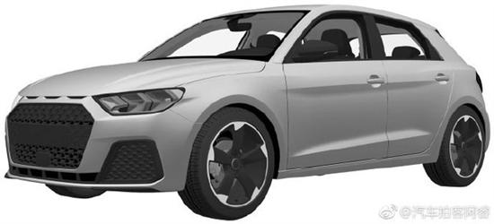 澳门二十一点游戏官网:外观沿用海外设计_奥迪A1基础版国内专利图_汽车
