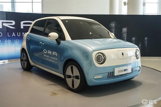 欧拉R1将于12月18日上市 预售价6.18万元起