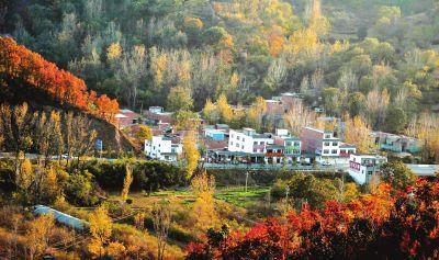 嵩县:生态立县旅游富民