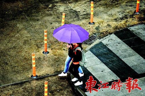 惠州今明两日仍有雨 早晚天气寒凉需注意防寒保暖