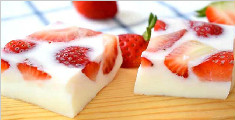 教您制作美味的草莓冻