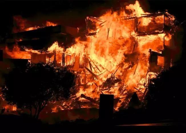 加州大火,美国救灾体系失灵了?
