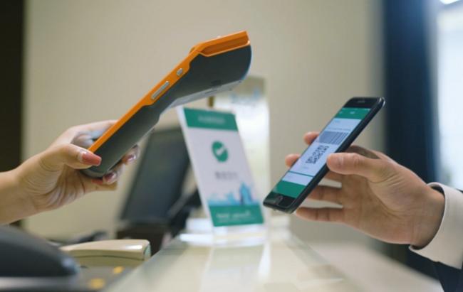 微信支付与日本Line推移动支付服务以对抗支付宝
