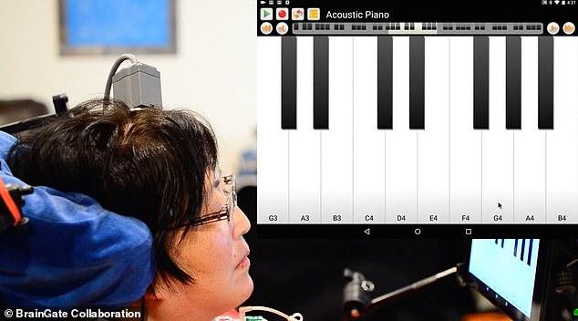 科学家发明新型芯片 助瘫痪者用意念发短信