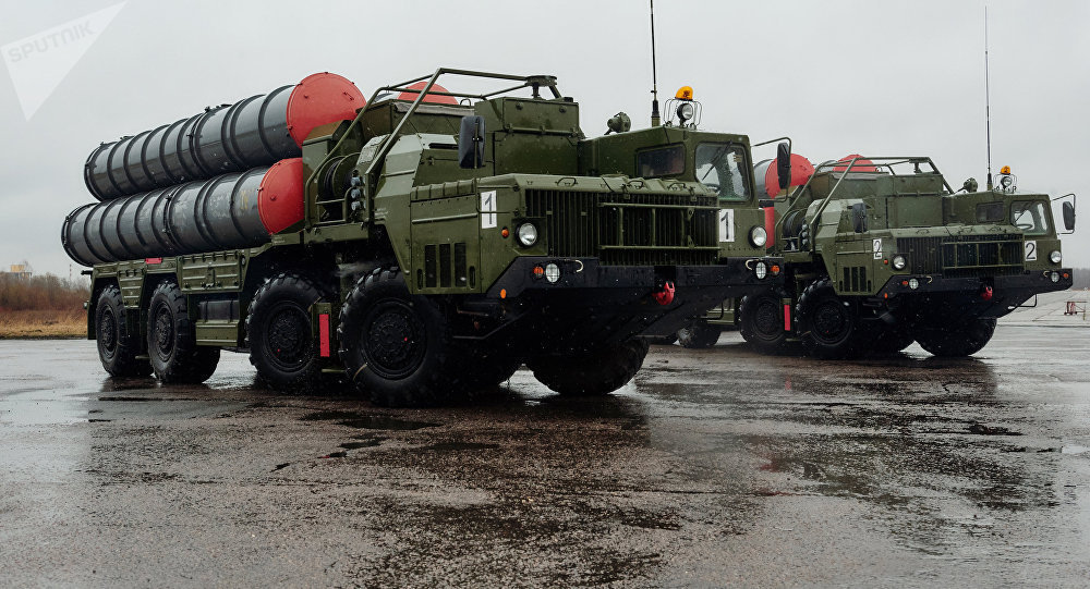 俄称克里米亚部队已完全掌握S400 将监控乌边境