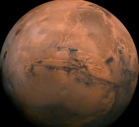 马斯克表示自己要移居火星并暗示将不会返回地球