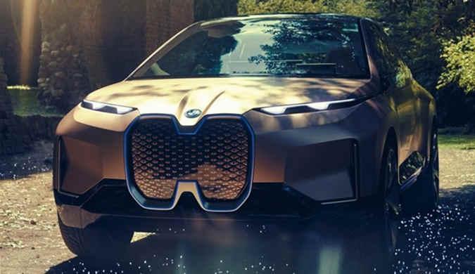 宝马i系列新车将发布 SUV造型采用对开门设计