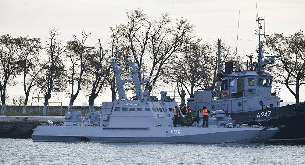 俄媒:乌克兰军官承认其在黑海行动具有挑衅性