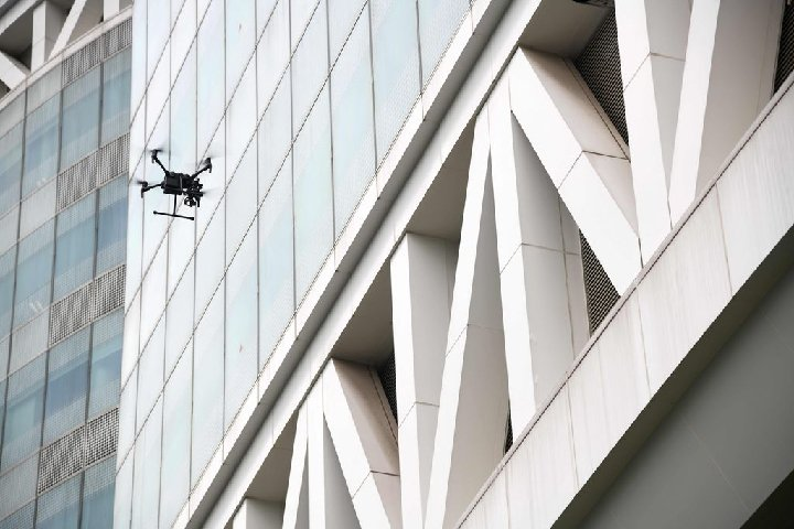 新加坡多企业欲将无人机商用 民众担忧安全与隐私