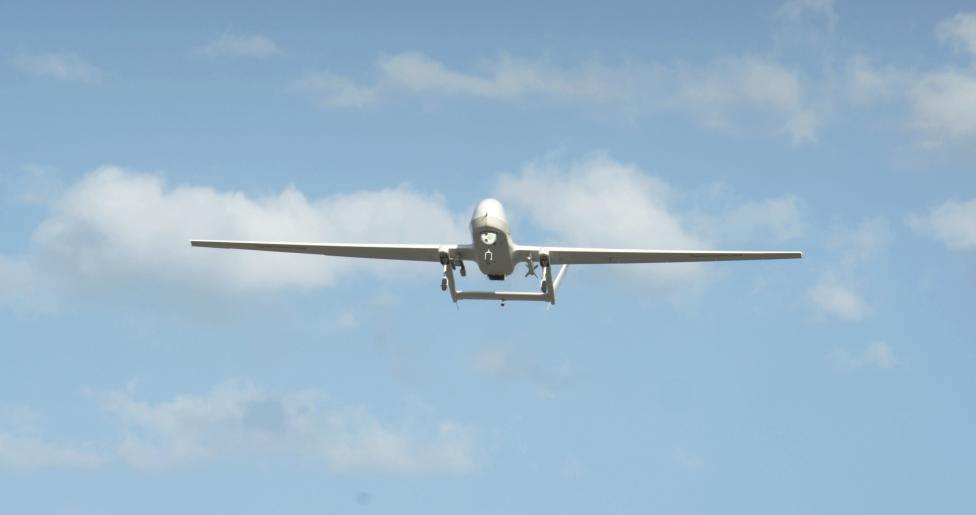 中国又一款察打一体无人机:北航BZK-005C实弹打靶成功
