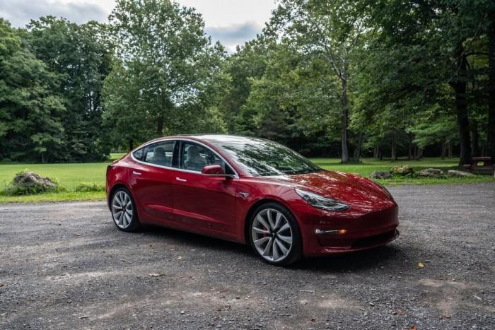 特斯拉Model 3新升级将解决寒冷天气中使用问题