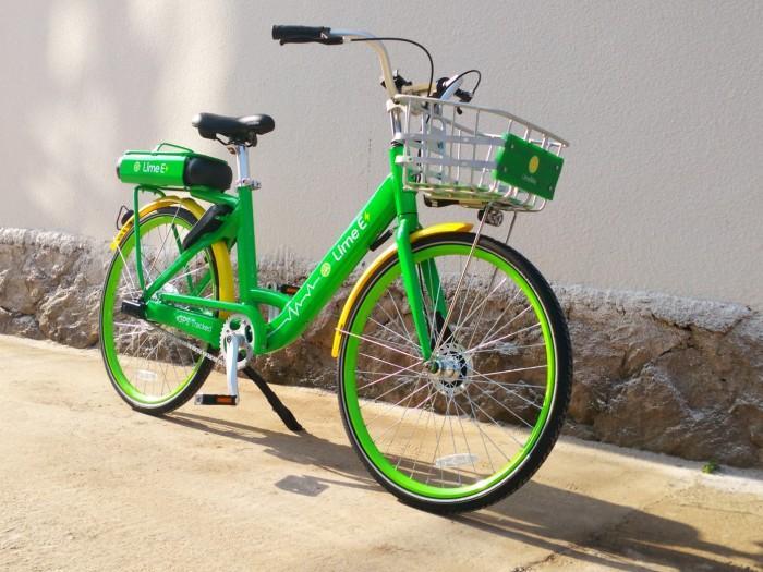 Lime宣布旗下电助力自行车服务进入英国首座城市