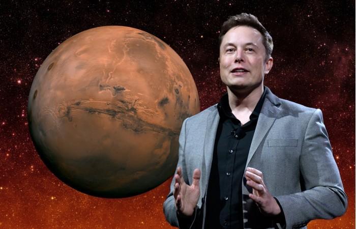 钢铁侠马斯克称自己定居火星的几率有七成