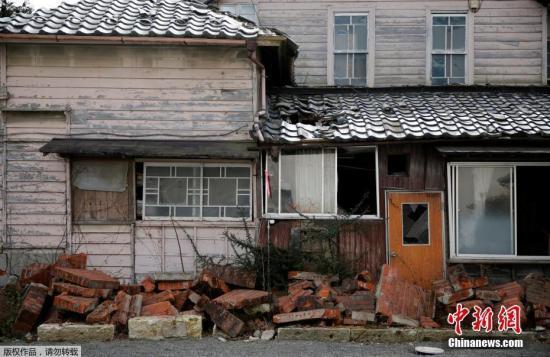 """福岛核事故监测点公开 白板上留有""""撤退""""字样"""