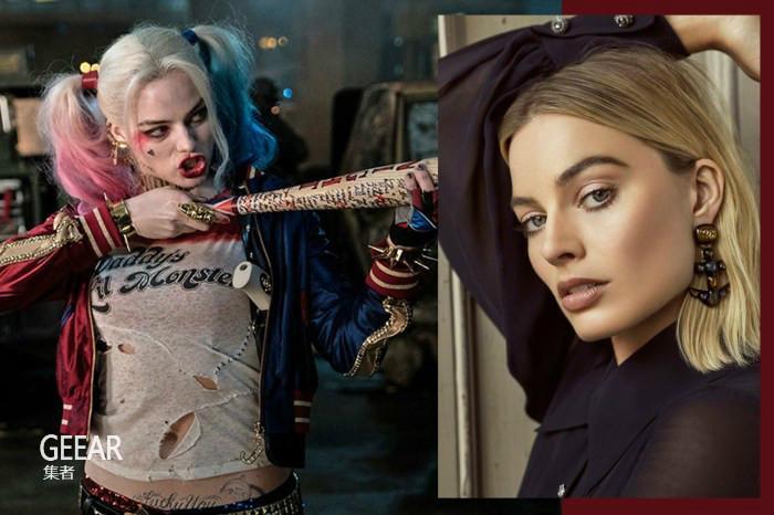 迷人的反派盛世美颜! 哈莉·奎因将在新电影《猛禽小队》中回归!