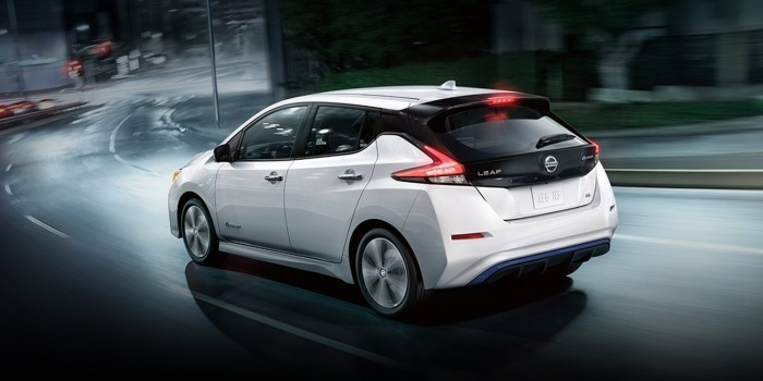 传日产推迟发布2019款高性能版聆风电动车