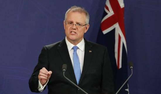 澳总理喊话小学生:多学习少激进