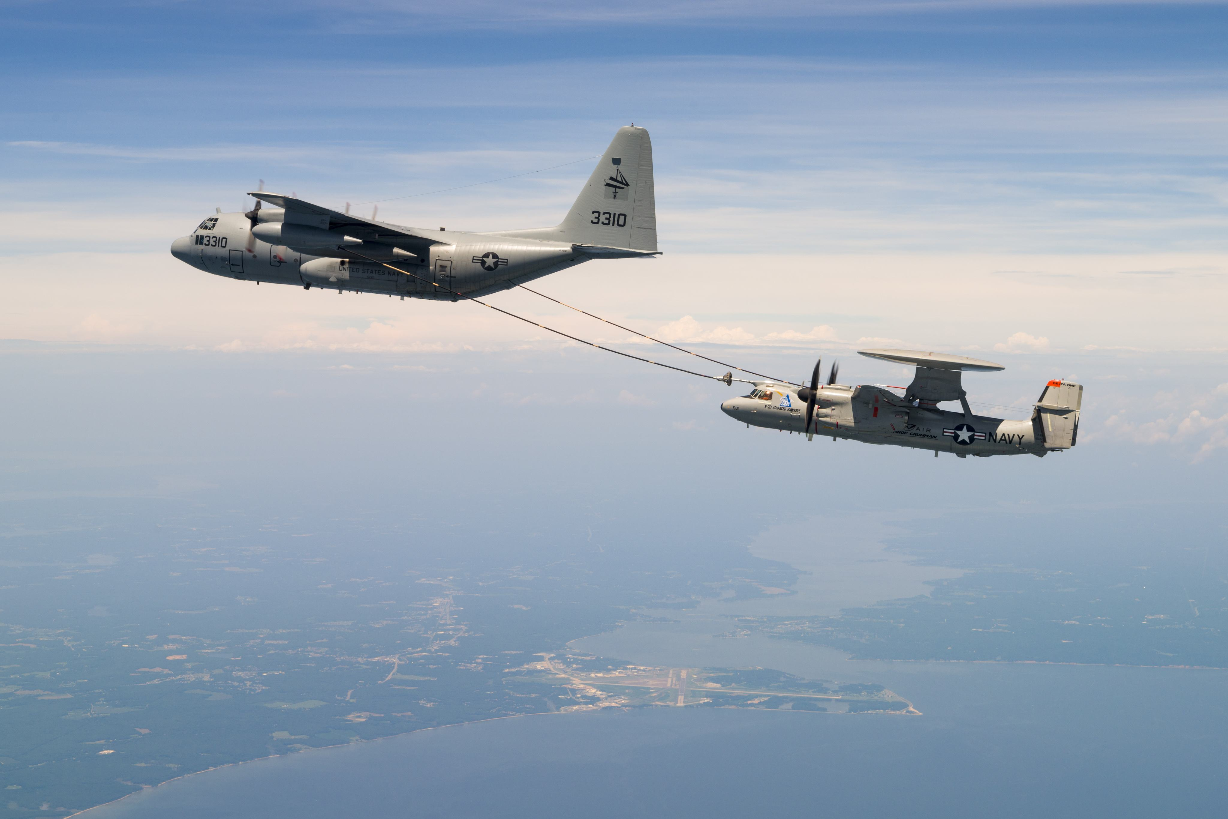 日媒:日本引进美制预警机 航母战斗群初步成形